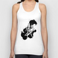 Lady Knight Unisex Tank Top
