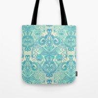 Botanical Geometry - Nat… Tote Bag
