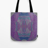 Jewel Tones II Tote Bag