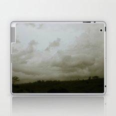 Dawn in the countryside Laptop & iPad Skin