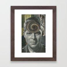 Recoiled Framed Art Print