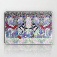Mermaids in their Garden Laptop & iPad Skin