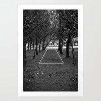New Age Art Print