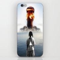 Nuke My Home iPhone & iPod Skin