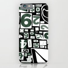 Numbers by Friztin Slim Case iPhone 6s