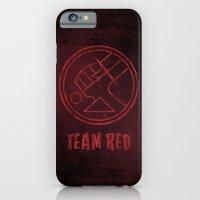 Team Red iPhone 6 Slim Case