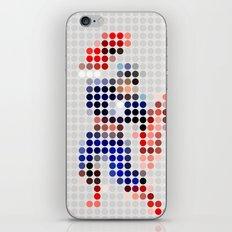 Mr A iPhone & iPod Skin