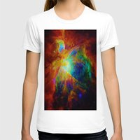 nebula T-shirts featuring Orion NEBula by 2sweet4words Designs