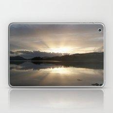 Last Rays Laptop & iPad Skin