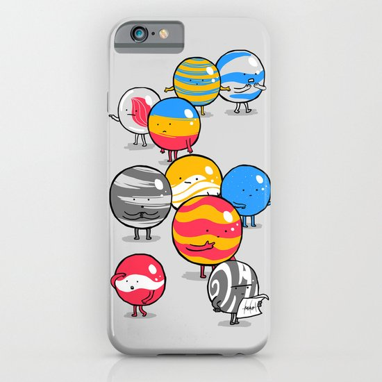 The Lost Marbles iPhone & iPod Case