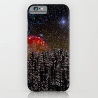 Blood Moon Rising iPhone 6 Slim Case