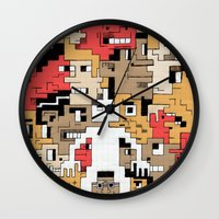 Byte Little Wall Clock