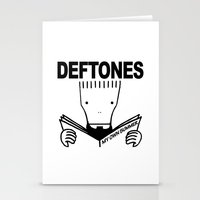 Descentones Stationery Cards
