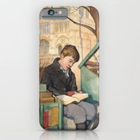 The Bookseller's Son iPhone 6 Slim Case