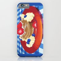 iPhone & iPod Case featuring Pancakes Week 10 by Megs stuff...
