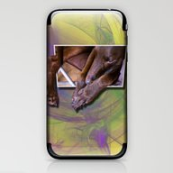 It's A Dog's Life iPhone & iPod Skin