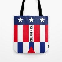 Cubamerica Tote Bag