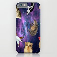 Cats in Space Slim Case iPhone 6s