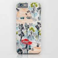 iPhone & iPod Case featuring Abandoned railway by Ana Pez