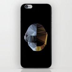 Daft Punk Polygon iPhone & iPod Skin