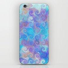 Thalassa's Curls iPhone & iPod Skin