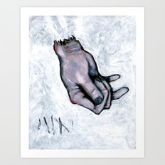 untitled (dead things 03) Art Print
