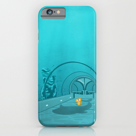 Gluttony - When the eye is bigger than the belly iPhone & iPod Case