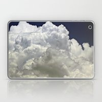 navy cloud Laptop & iPad Skin