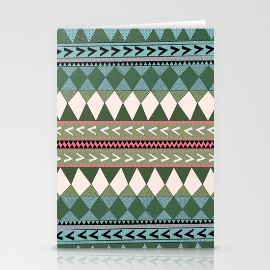 Native Forest Stationery Card