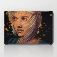 Wind Speaks While The Ci… iPad Case