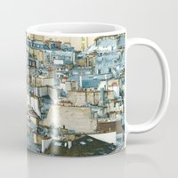 Toits de Paris Mug