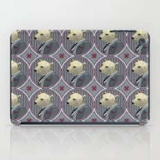 Mr. Polar Bear iPad Case