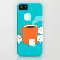 iPhone Cases featuring Cannonball by Budi Kwan