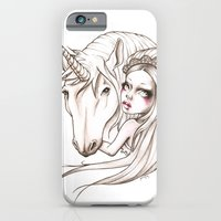 Her first Unicorn iPhone 6 Slim Case
