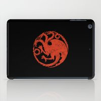 The Dance Of Dragons iPad Case