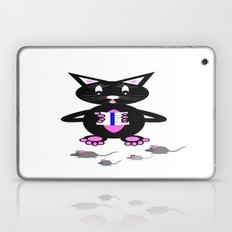 How To Catch A Mouse Laptop & iPad Skin
