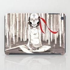 Death Wears a Mask iPad Case