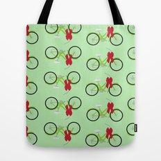 Christmas Wrapping Tote Bag
