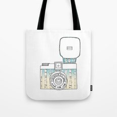 Photo in Russian Style  Tote Bag