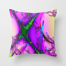 In Its Place Throw Pillow