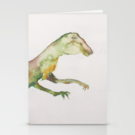 comsognathus Stationery Card