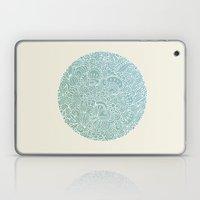 Detailed circle Laptop & iPad Skin