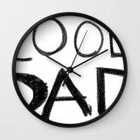 Cool Dad Wall Clock