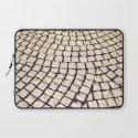 cobblestone pathway Laptop Sleeve