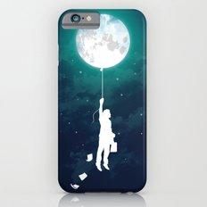 Burn the midnight oil  iPhone 6 Slim Case