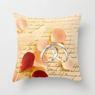 Just A Note To Say I Lov… Throw Pillow