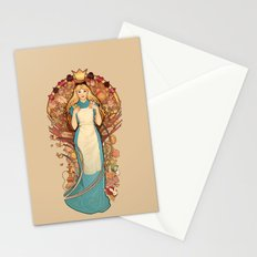 Curious and Curiouser Stationery Cards