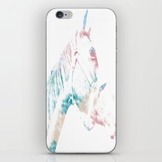 Equine dreams iPhone & iPod Skin