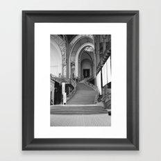 PARIS VIII - GRAND PALAIS Framed Art Print