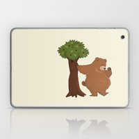Bear And Madrono Laptop & iPad Skin
